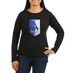 Atheism Secularism Women's Long Sleeve Dark T-Shir