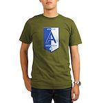 Atheism Secularism Organic Men's T-Shirt (dark)