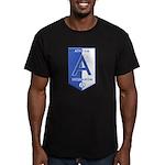Atheism Secularism Men's Fitted T-Shirt (dark)