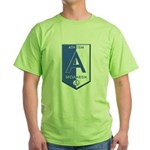 Atheism Secularism Green T-Shirt