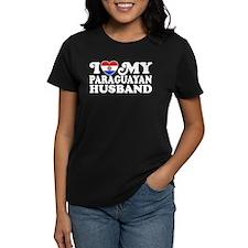 I Love My Paraguayan Husband Tee
