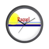 Raquel Wall Clock
