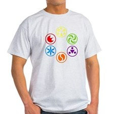 Legend of Zelda Spirit Medallions T-Shirt