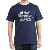 Half Moroccanan T-Shirt
