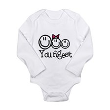 The Youngest Body Suit