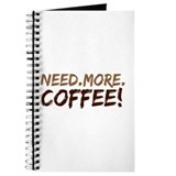 Need.More.Coffee! Journal
