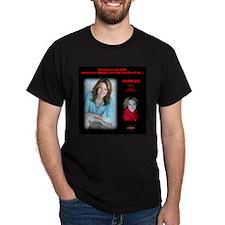 Popples For BB8 Black T-Shirt