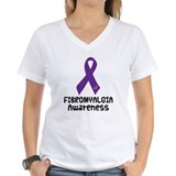 Fibromyalgia Awareness Ribbon Shirt