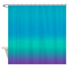 Earthtone Majestic Shower Curtain