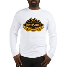 Revelstoke Mountain Emblem Long Sleeve T-Shirt
