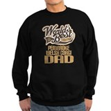 Pembroke Welsh Corgi Dad Sweatshirt