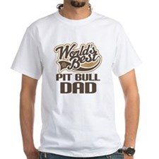 Pit Bull Dad Shirt