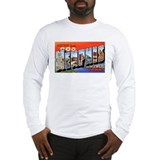 Memphis Tennessee Greetings Long Sleeve T-Shirt