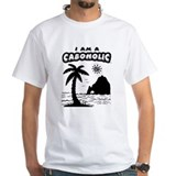 I AM A CABOHOLIC 05BLK Shirt