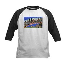 Raleigh North Carolina Greetings Tee