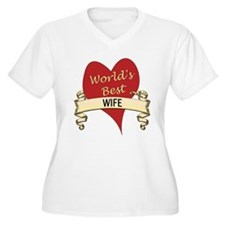 Funny Greatest wife T-Shirt
