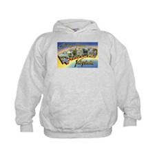 Richmond Virginia Greetings Hoodie
