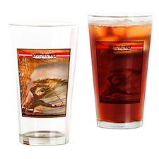 kanu wa'a homage Drinking Glass