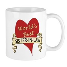 Cute Greatest sister Mug