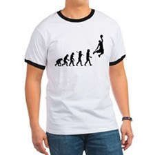 Basketball Evolution Jump T