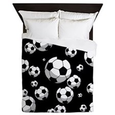 Soccer Queen Duvet