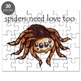 spiders need love too Puzzle