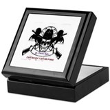 Pancreatic Cancer Posse Keepsake Box