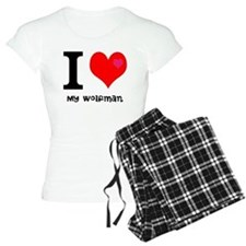 Women's Pyjamas Double Heart