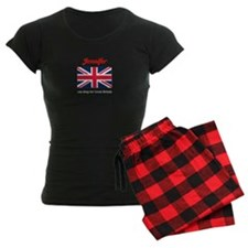 Women's PJ's - Can sleep for GB