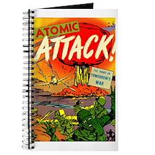 Atomic Attack! #5 Journal