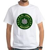 Retired Army Lieutenant Colonel Shirt T-Shirt