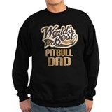 Pitbull Dad Jumper Sweater