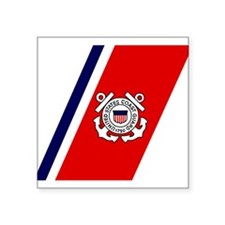 U. S. Coast Guard <BR> Sticker