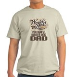 Portuguese Water Dog Dad T-Shirt