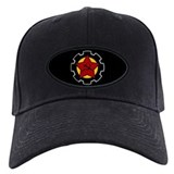 Black Iron Gear Cap