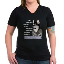 Malamute FAQ2 T-Shirt