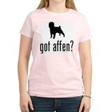 Affenpinscher Women's Pink T-Shirt