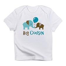 Unique Boy big cousin Infant T-Shirt