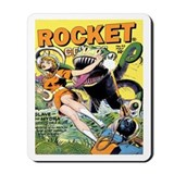 Rocket Comics #42 Mousepad
