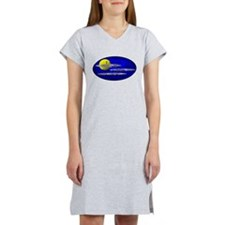 I LOVE YOU TO THE MOON AND BACK Women's Nightshirt