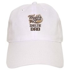 Sheltie Dad Gift Baseball Cap