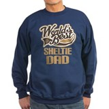 Sheltie Dad Gift Sweatshirt