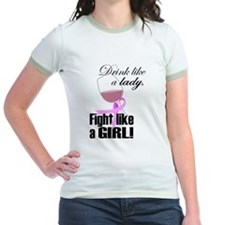 Fight Like a Girl T