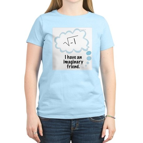 (2) Imaginary Friend Women's Pink T-Shirt
