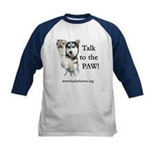 Talk to the Paw Baseball Jersey