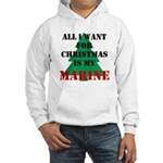 Christmas Wish Hooded Sweatshirt