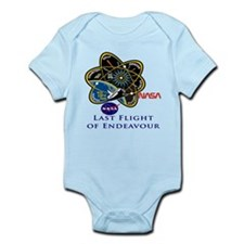 Last Flight of Endeavour Infant Bodysuit