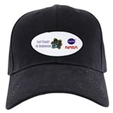 Last Flight of Endeavour Baseball Hat