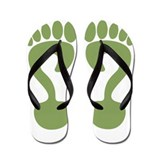 The Mystery of Bigfoot Flip Flops