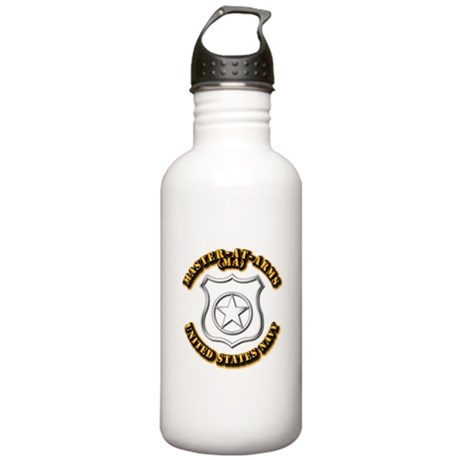 Navy - Rate - MA Stainless Water Bottle 1.0L